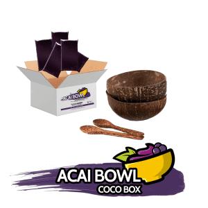 Acai-cocobox-bevroren-acai-puree-losse-elementen-witte-doos